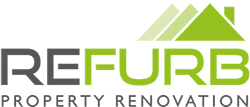 Refurb Property Renovation Logo