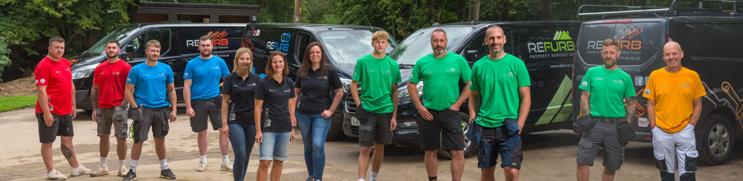 Refurb Property Renovations Team