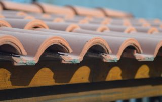Roof tiles, which are currently among the construction materials in short supply
